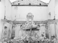 Obrovac nekad - crkva sv. Josipa 1991 - 1995.