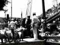 Utovar stoke u Obrovcu-nepoznati fotograf-oko 1930., Etnografski muzej Beograd (2)