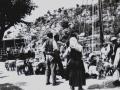 Utovar stoke u Obrovcu-nepoznati fotograf-oko 1930., Etnografski muzej Beograd