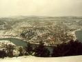 Obrovac pod snijegom - 1985