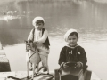 Marija (Seka) i Siniša Miočević 1932.