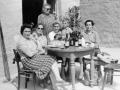 Marica, Lina, dr. Nevenka i ''babica'' Nika - 1960.
