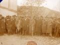 Oslobođenje Obrovca od italijanske okupacije, general Milić i Uroš Desnica, 7. travanj 1921. Domaći fotograf (netko od Desnica), , Fundus Dvora Jankovića