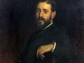 Portret Vladimira Simića, Vlaho Bukovac, 1884. - Fundacija Dvora Janković