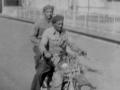 Veljko Alavanja i Đuro Jokić 1954.