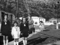 Zlatica patafta, Željena Jokić i Verica Patafta..1959.