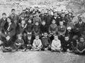 Obrovački školarci 20-tih godina XX stoljeća (privatna zbirka Dragice Jokić)
