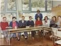 skola - zbornica 80-tih