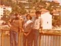 80-ih, Nebojša (Cepko), Biserka i Milorad