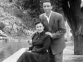 Dragica i Đuro Jokić 1955.