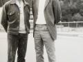 1971. - Ivica Bonovil i Mirko Vujasinović