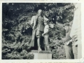Milorad Oluić i Rušid Jakupović u Kumrovcu-ekskurzija 1958. god