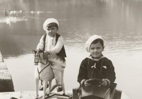 347  Marija (Seka) i Sinisa Miocevic 1932.